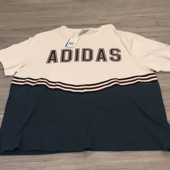 2a9eec889dd3d1 adidas Tops | Originals Womens Tshirt | Poshmark